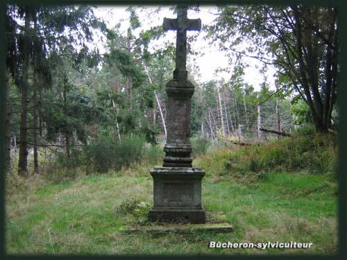 La croix du mont